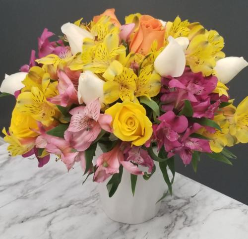 Medium Spring Arrangement